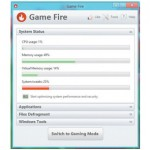 Review Software Optimasi PC games Game Fire