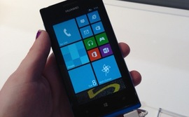 Huawei Umumkan Smartphone Windows Phone