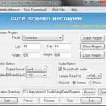 Aplikasi Screen Capture 'Cute Screen Recorder'