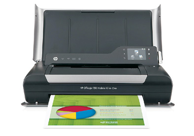 Multifungsi HP Officejet 150 Mobile