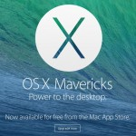 Apple Gratiskan Upgrade OS X Mavericks