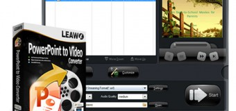 Leawo PowerPoint to Video Pro