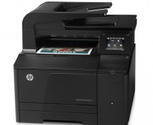Review HP LaserJet 200 Color MFP M276nw
