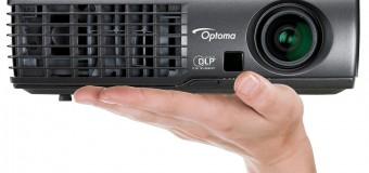 Proyektor Ringkas dan Tangguh dari Optoma
