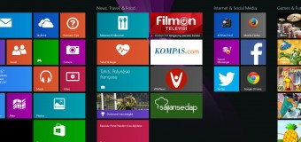 Kembalikan Start Screen Windows 8/8.1 ke Kondisi Awal