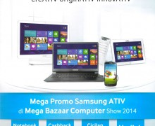 Promo PC dan Printer Samsung