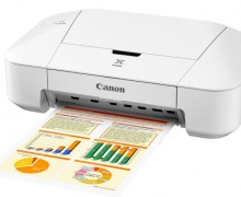 PIXMA iP2870, Printer Ekonomis nan Ringkas