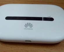 Review Mobile Wi-Fi Huawei Jumper E5330
