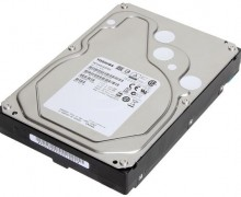 Bidik Cloud Storage, Toshiba Besut Hard Disk 5TB