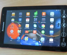 Review Lenovo Tab A8