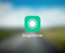 Rekam Videomu dengan LINE SnapMovie
