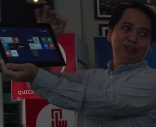 Lenovo ThinkPad 10: Wujud Tablet, Fungsionalitas Desktop