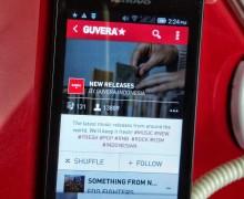 MUZSIK A319, Ponsel Musik Pertama Lenovo