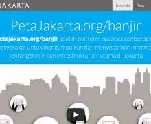 Banjir di Jakarta? Pantau dan Laporkan Pakai Ini