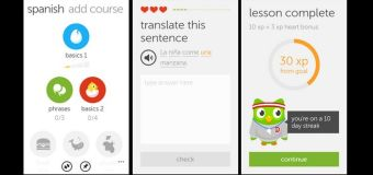 Duolingo Hadir di Windows Phone