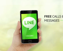 Utak Atik Feature LINE di Android