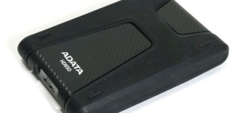 Review ADATA DashDrive Durable HD650 1TB