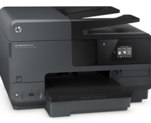 Preview HP Officejet Pro 6830 dan 8610 eAiO