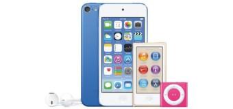 Apple Hadirkan iPod Generasi Baru