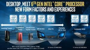 intel core 6th gen