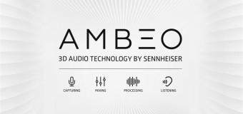 Sennheiser Berikan Pengalaman Virtual Reality Dengan AMBEO 3D Audio Technology