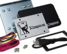 Kingston Tawarkan SSD UV400