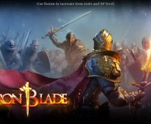 Review: Iron Blade – Medieval Legends RPG