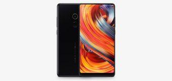 Xiaomi Luncurkan Mi Mix 2 dengan Bezel Super Tipis