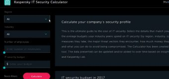 Bantu Industri Hadapi Ancaman Siber, Kaspersky Perkenalkan IT Security Calculator dan KICS