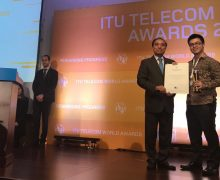 Modalku Raih Global SME Excellence Award di ITU Telecom World Awards 2017