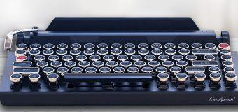 Qwerkywriter Bluetooth Mechanical Keyboard